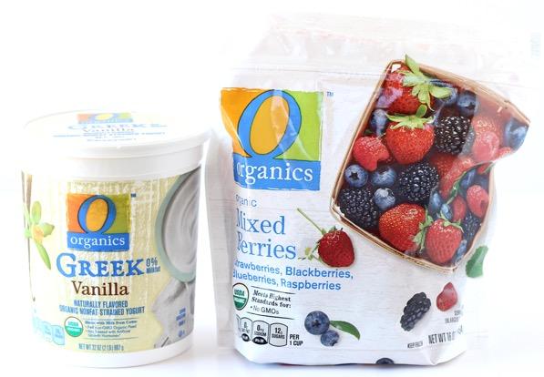Organic Mixed Berry Smoothie Recipe