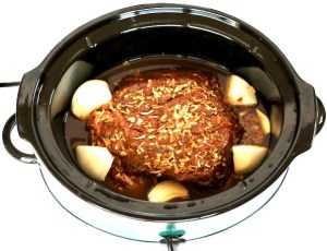 Crock Pot Beef Roast Recipe