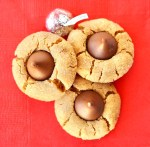 Peanut Butter Kiss Cookies No Flour Recipe Easy