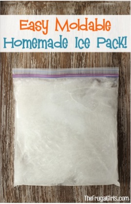 Easy Moldable Ice Pack