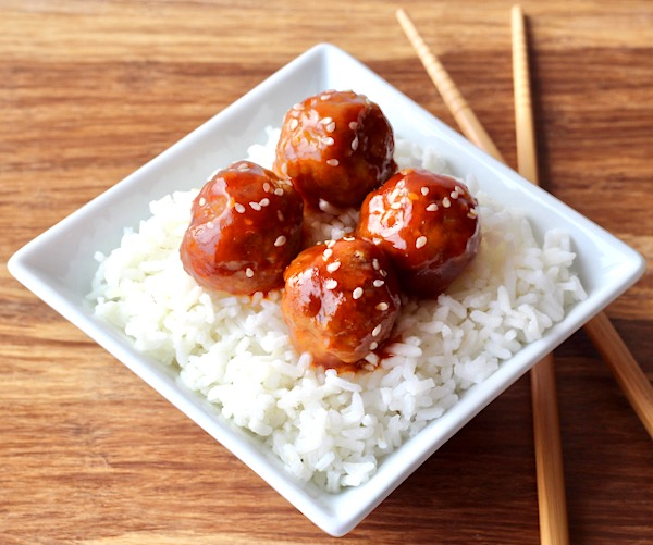 Crock Pot Sweet and Sour Meatballs Recipe
