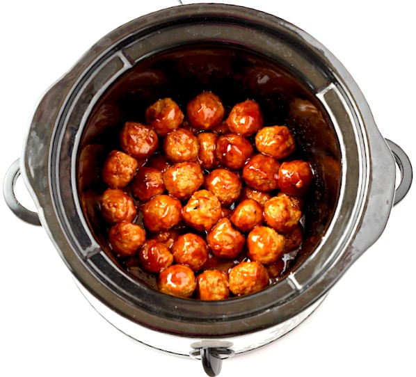 Crockpot Sweet and Sour Meatballs Recipe