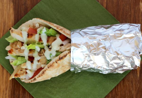 Easy Greek Tzatziki Sauce Recipe