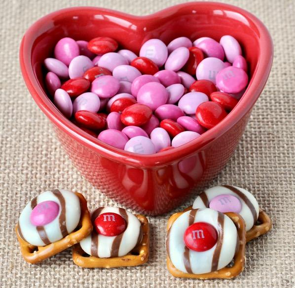 Valentine Pretzel Recipe