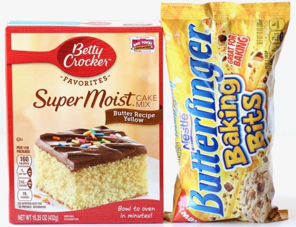 Butterfinger Cookie Recipe