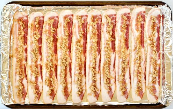 Easy Maple Brown Sugar Bacon
