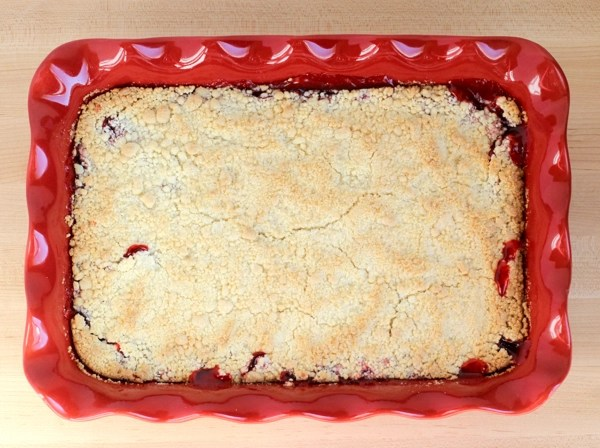 Strawberry Dump Cake Recipes | TheFrugalGirls.com