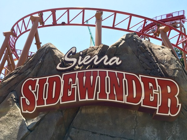 Knotts Berry Farm Sierra Sidewinder Ride Plus More Top 10 Rides at TheFrugalGirls.com