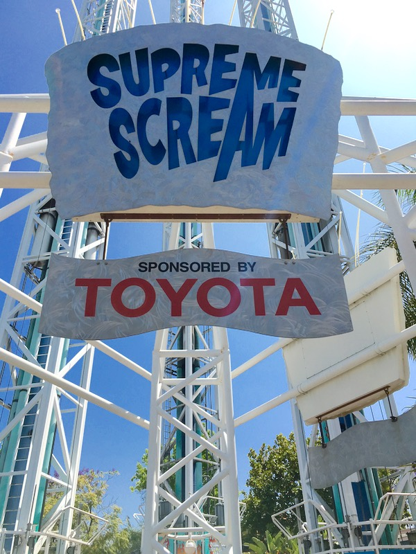 Knotts Berry Farm Supreme Screme Plus More Top 10 Rides from TheFrugalGirls.com