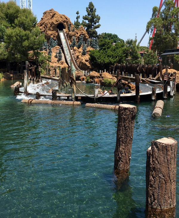 Knotts Berry Farm Timber Mountain Log Ride Plus More Top 10 Rides from TheFrugalGirls.com