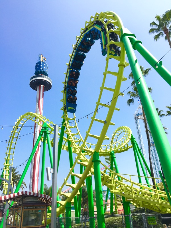 Knotts Berry Farm Tips - Boomerang Roller Coaster Plus More Things to Do at Knotts from TheFrugalGirls.com