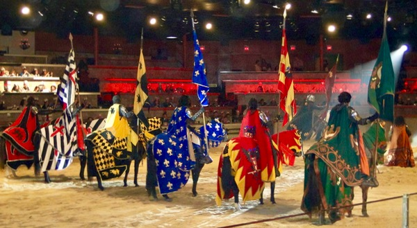 Medieval Times Jousting Tournament and Tips for your Next Visit from TheFrugalGirls.com