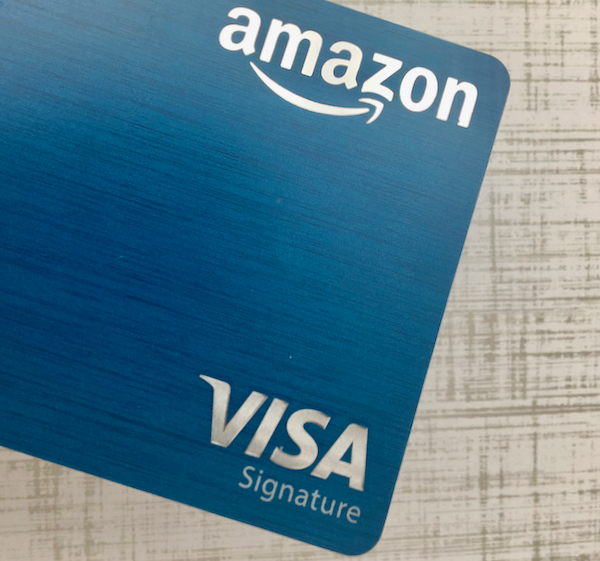 Amazon Cash Back Visa