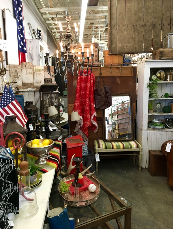 Best Vintage Antiques and Flea Market List from TheFrugalGirls.com