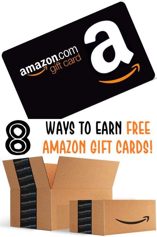 Free Amazon Gift Card How to Get Free Gift Cards