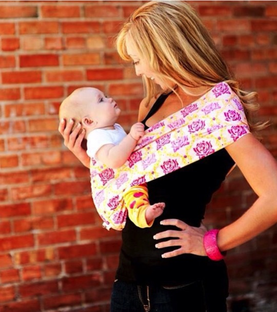 FREE Baby Sling Wrap at TheFrugalGirls.com