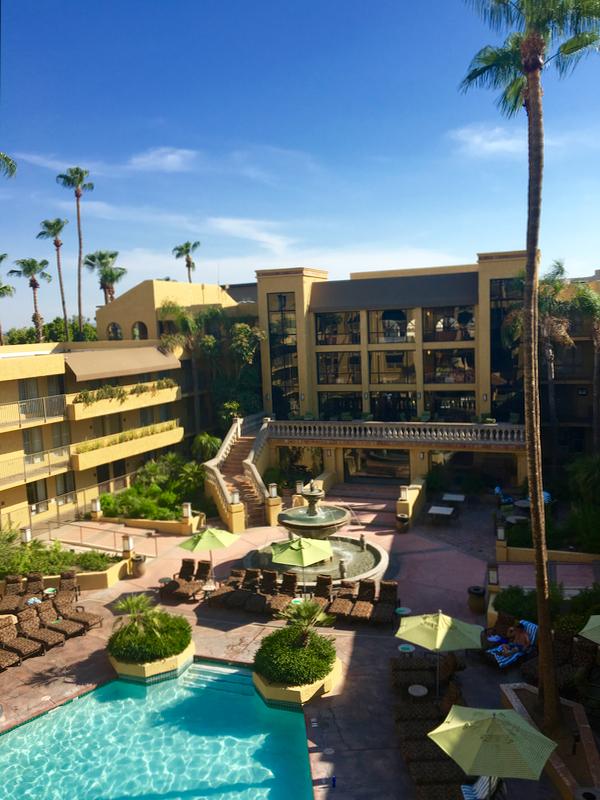 Best Pool Resort in Phoenix Arizona | TheFrugalGirls.com