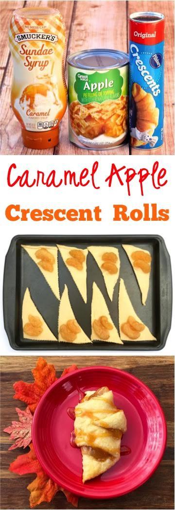 caramel-apple-crescent-roll-bites-recipe-easy