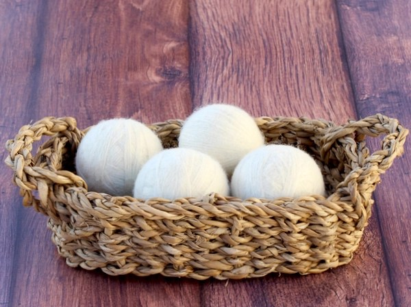 DIY Wool Dryer Balls from TheFrugalGirls.com