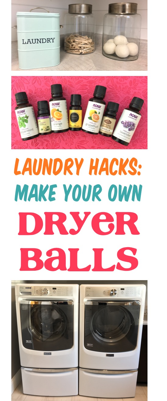 Dryer Balls Laundry