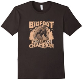 Bigfoot Hide & Seek Champion T-Shirt