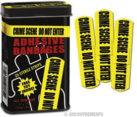 Crime Scene Bandages