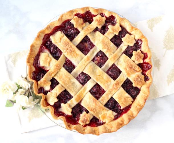 Easy Fruit Pie Recipes! {Pie Oh My}