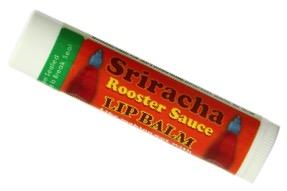 Sriracha Lip Balm