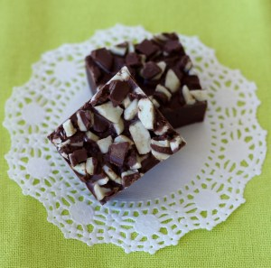4 Ingredient Fudge Recipes from TheFrugalGirls.com