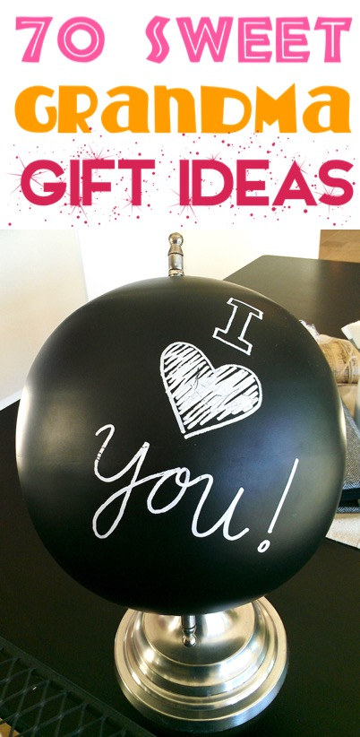 Grandma Gifts for Christmas or Birthday from Kids