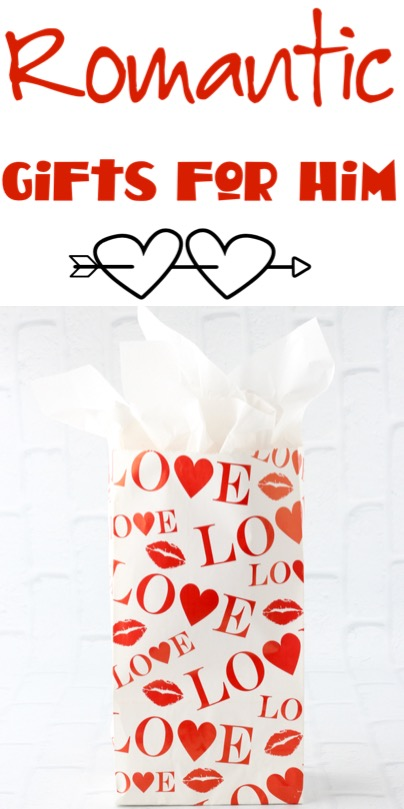 Romantic Gifts for Him Fun Gift Ideas for Your Husband or Boyfriend for Valentine's Day