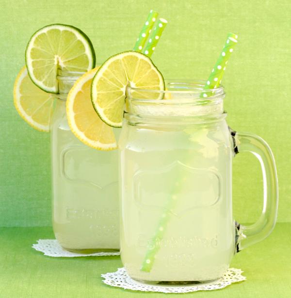 Easy Citrus Punch Recipe at TheFrugalGirls.com