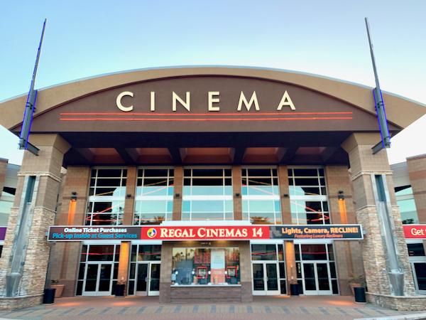 Free Regal Movie Ticket