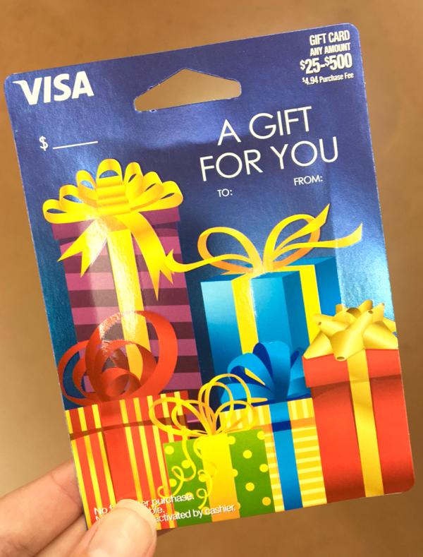 Free Visa Gift Card