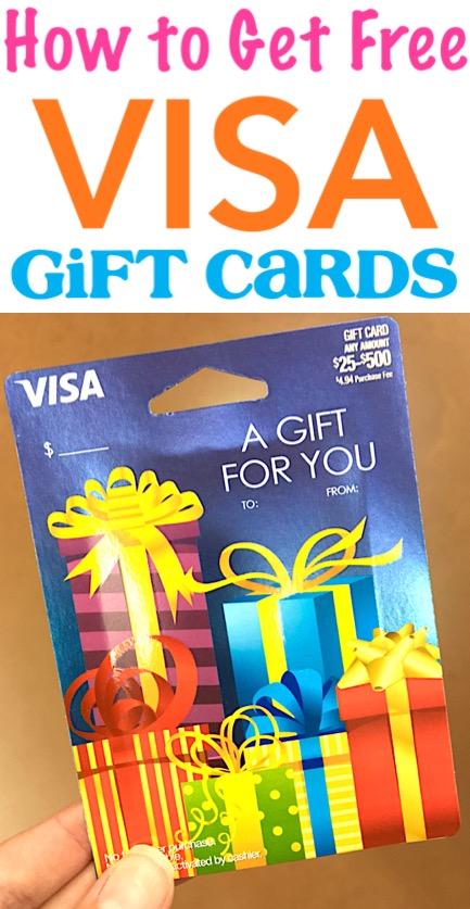 Visa Gift Card Ideas Fun Tip