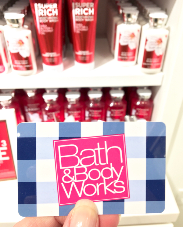 Bath and Body Works Gift Card Discount