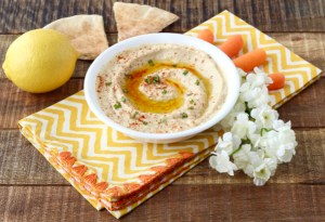 Authentic Hummus Recipe