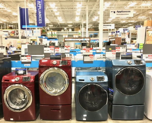 Lowes Appliance Sales