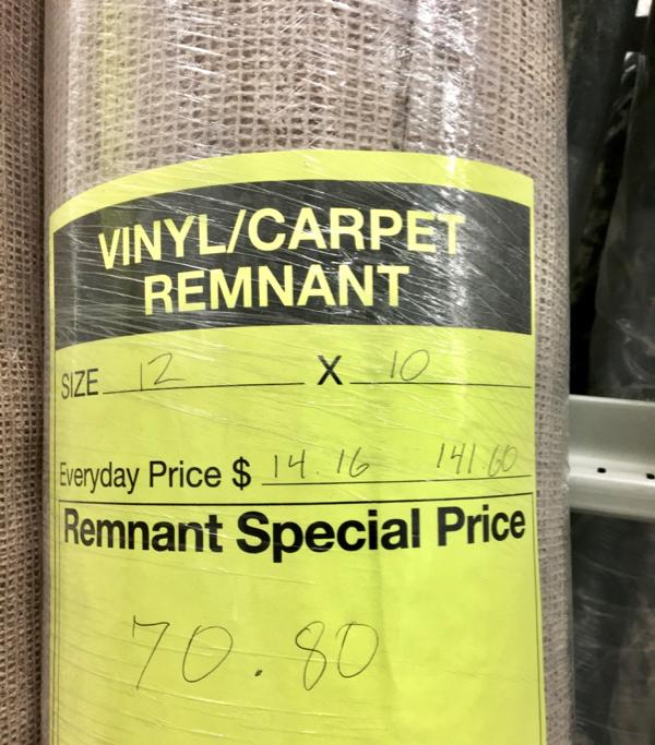 Lowes Carpet Remnants