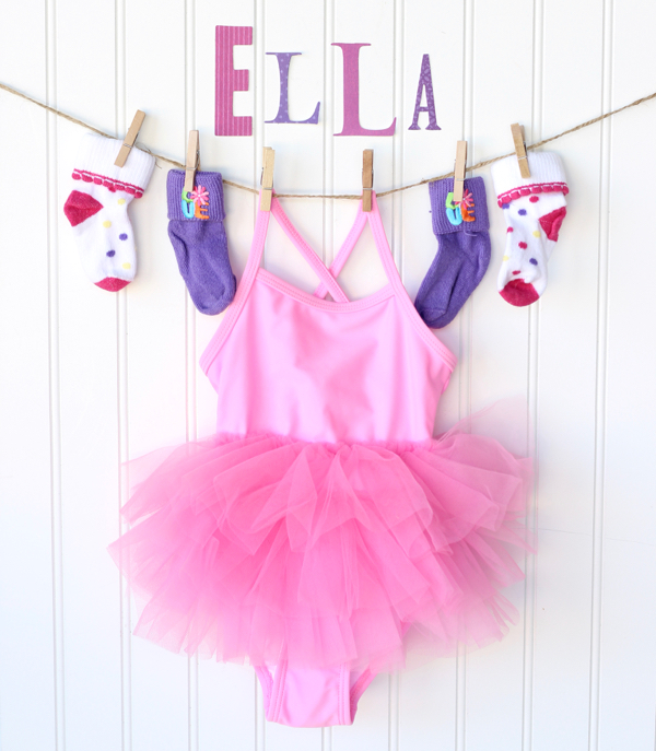 Pink Baby Shower Party Ideas at TheFrugalGirls.com