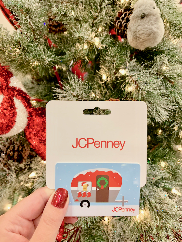 Free JCPenney Gift Cards