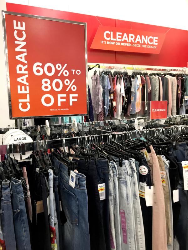 Kohls Clearance Clothing