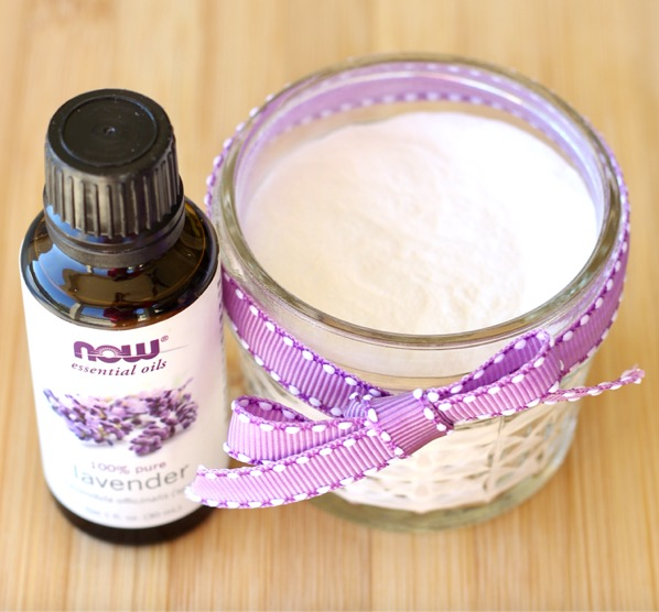 Lavender Baking Soda Air Freshener