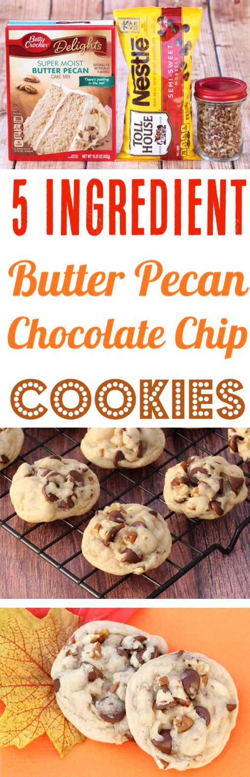 Butter Pecan Cookies Recipe Easy