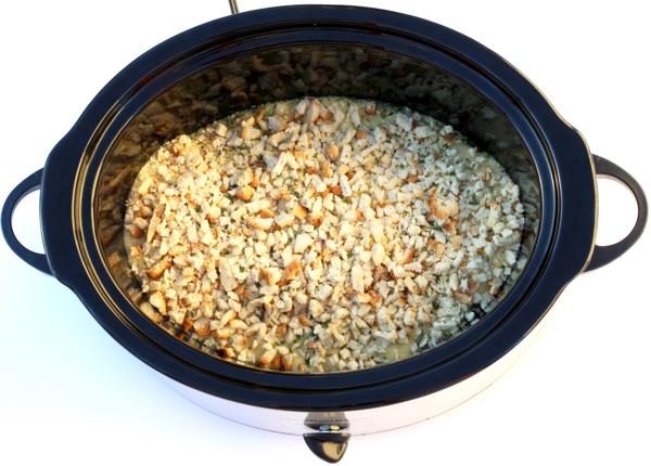 Chicken Cordon Bleu Crockpot Recipe from TheFrugalGirls.com