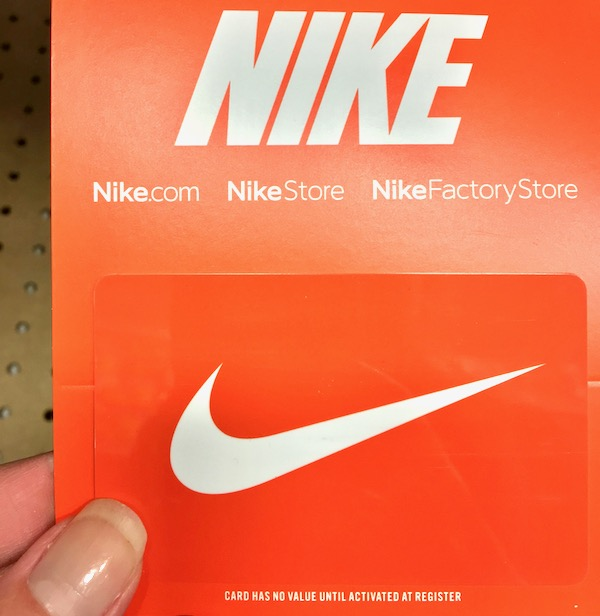 How to Get a Free Nike Gift Card