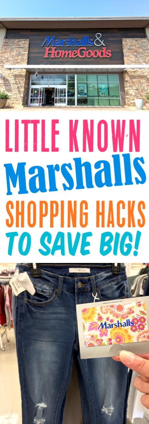 Marshalls Hacks Home Decor Clothing Finds