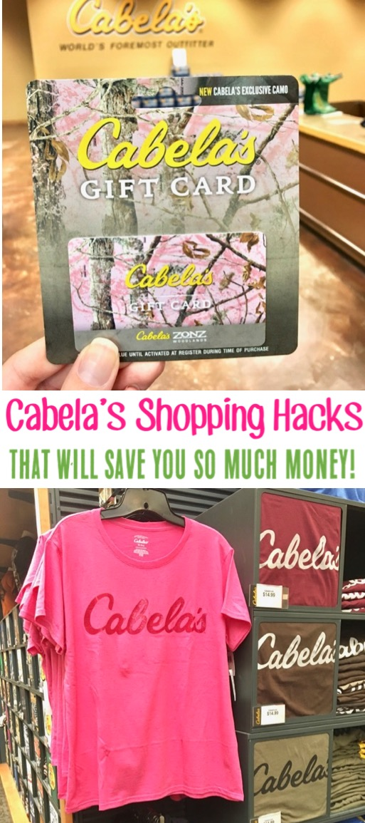 Cabelas Store Outdoor Gear - How to Save Money on Womens Clothing, Stocking Stuffers for Men, and Outdoors Gear