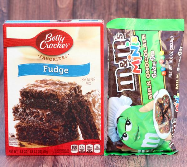 Skillet Brownies Recipe