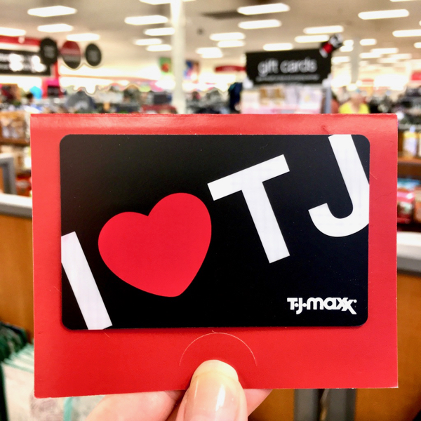 Free Tj Maxx Gift Card 19 Genius Shopping Tips To Save Big